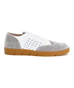 Loewe | Contrast Panel Trainers 39 Nappa Leather/Suede