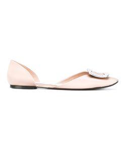 Roger Vivier | Ballerine Chips Buckle Shoes Size 36