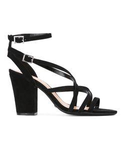 SCHUTZ   Strappy Block Heel Sandals Size 41