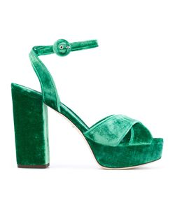 Dolce & Gabbana | Босоножки На Платформе