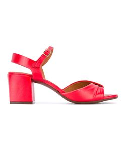Chie Mihara | Chunky Heel Sandals