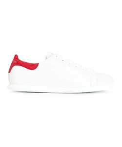 Alexander McQueen | Extended Sole Sneakers 35 Lamb Skin/Leather/Rubber