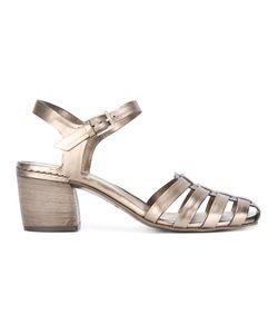 Roberto Del Carlo | Closed Toe Sandals 37.5 Calf