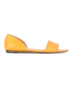 Michel Vivien | Slip On Sandals Size 40