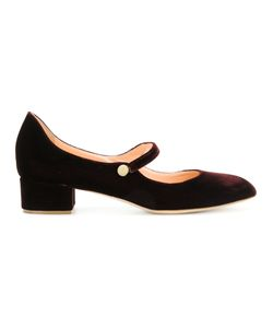 Rupert Sanderson | Mary Jane Heeled Ballerina Shoes