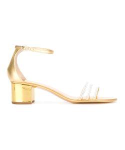 Giuseppe Zanotti Design   Embellished Sandals Size 40