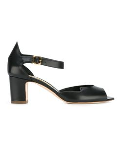 Rupert Sanderson | Mid Heel Sandals 37.5 Leather