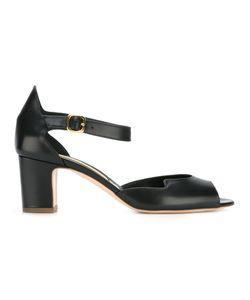 Rupert Sanderson | Mid Heel Sandals 37.5 Leather
