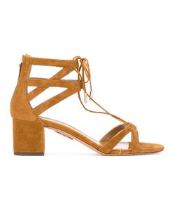Aquazzura | Beverly Hills 50 Cut Out Sandals