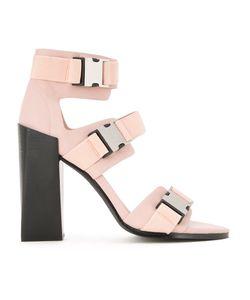 MANNING CARTELL | Transformer Heel Sandals 38 Calf Leather
