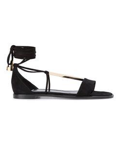 Pierre Hardy | Blondie Sandals 38 Suede/Leather
