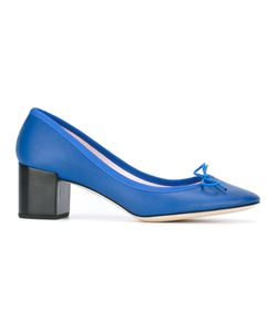 Repetto | Chunky Heel Pumps 38.5