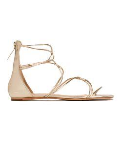 SCHUTZ   Twisted Strap Sandals 38