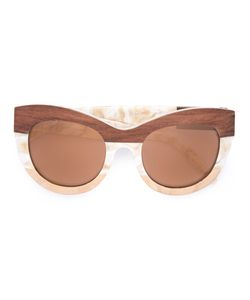 Linda Farrow | Cat Eye Sunglasses