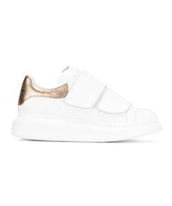Alexander McQueen | Extended Sole Sneakers 39 Leather/Rubber