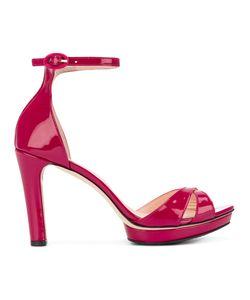 Repetto | Ankle Strap Platform Sandals Size 39