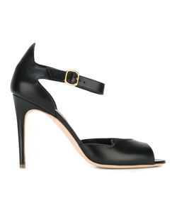 Rupert Sanderson | Stiletto Sandals 38.5 Leather