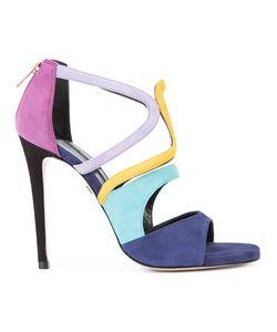Ruthie Davis | Kiernan Sandals 36 Suede/Leather