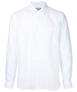 MARGARET HOWELL   Рубашка С Накладным Карманом
