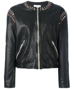 Isabel Marant Étoile | Buddy Jacket 42 Calf Leather/Brass/Zinc/Polyester