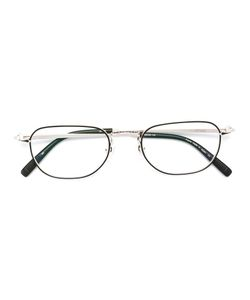 Matsuda | Oval Frame Glasses Titanium