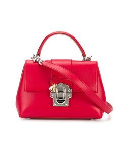 Dolce & Gabbana | Medium Lucia Handbag Leather