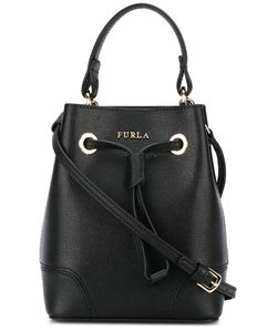 Furla | Mini Bucket Tote Calf Leather