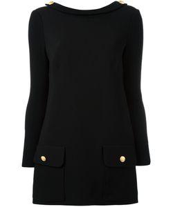 Dolce & Gabbana | Front Pocket Jumper Silk/Polyester/Spandex/Elastane/Virgin