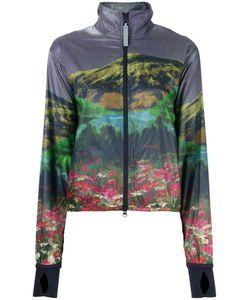 Adidas By Stella  Mccartney | Adidas By Stella Mccartney Run Mountain Print Jacket Xs