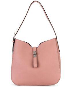 Bally | Flip Lock Shoulder Bag