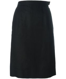 Chanel Vintage | Straight Fit Skirt Size