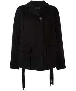 Joseph | Single Breasted Coat 34 Wool/Cashmere/Viscose