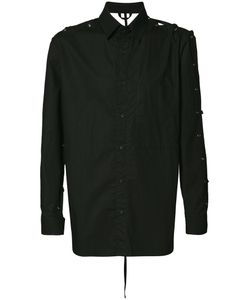 CRAIG GREEN | Backless Long Sleeve Shirt Large Cotton