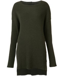 Josh Goot | Ribbed Detail Jumper Xs