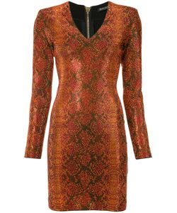 Balmain | Ornamented Knit Dress 38