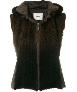 Max & Moi | Sleeveless Fur Vest Women Mink