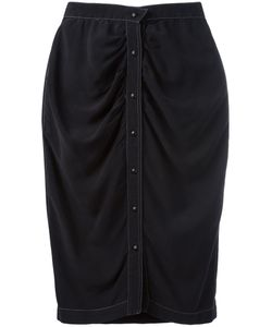 THIERRY MUGLER VINTAGE | High Waisted Pencil Skirt 36