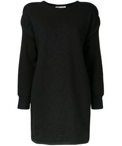 Theatre Products   Layered Longsleeves Mini Dress