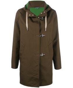 Fay | Hooded Parka Large Polyester/Polyurethane