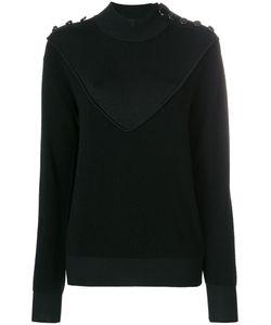 Designers Remix | Molly Insert Button Sweater Women