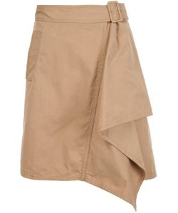 3.1 Phillip Lim | Belted Draped Skirt