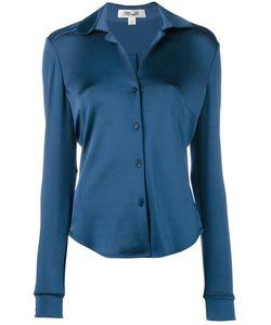 Diane Von Furstenberg | Fitted Shirt Size 10