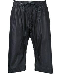 KAZUYUKI KUMAGAI   Slouch Shorts 1 Rayon/Polyester