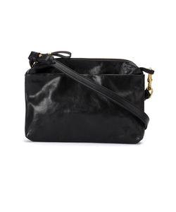 Corneliani | Zip Up Shoulder Bag Calf Leather