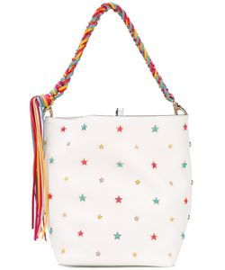 Red Valentino | Star-Embellished Tote Leather/Metal Other