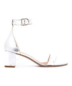 Unützer | Ankle Strap Sandals 37.5 Leather/Patent Leather