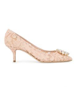 Dolce & Gabbana | Туфли-Лодочки С Кристаллами Belucci