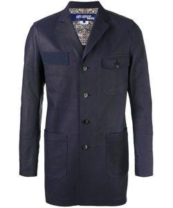 JUNYA WATANABE COMME DES GARCONS | Junya Watanabe Comme Des Garçons Man Multi-Pockets Midi Coat Size