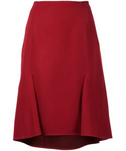 ASTRAET | Double Pleat Skirt Women 0