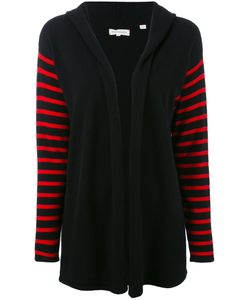 Chinti And Parker | Cashmere Striped Cardigan